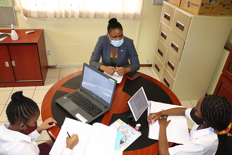 Beauty Manake Minister Botswana