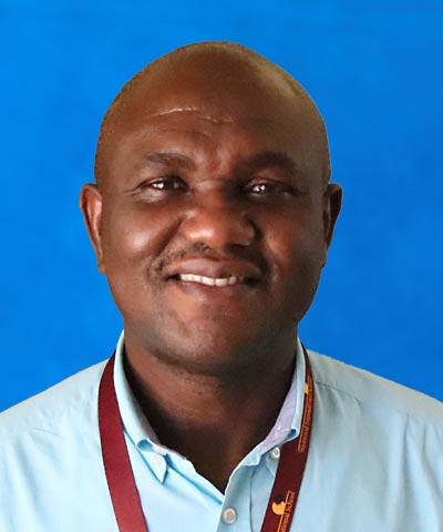 Parfait Awono - Secondary Principal