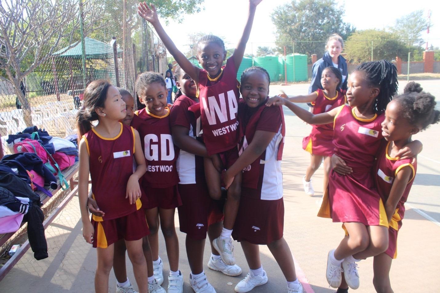 Primary School Netball